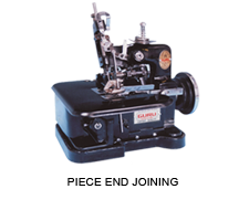 Piece end Joining